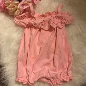 Beautiful Ralph Lauren baby romper